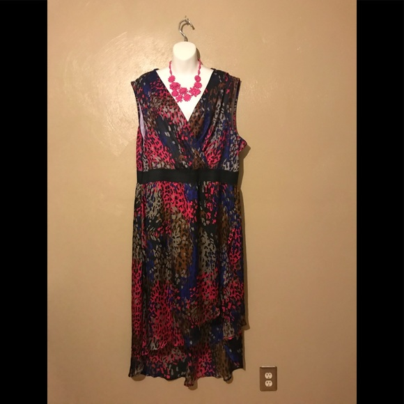 🦋Only $10🦋Plus size dress multi size 1X